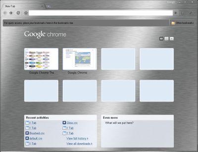 Google Chrome Themes Gallery Live