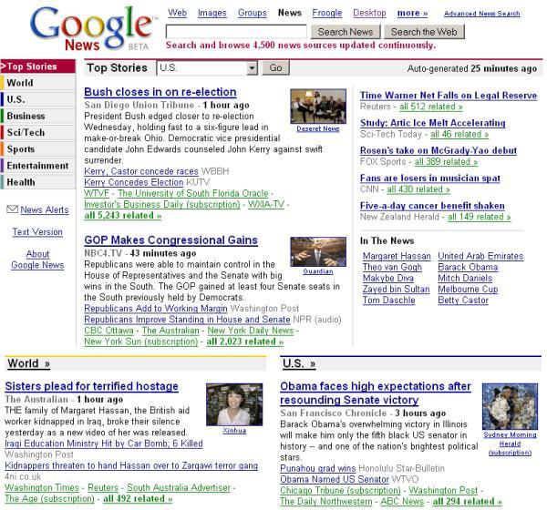 - googlenews
