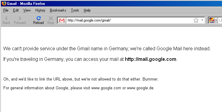 germany email