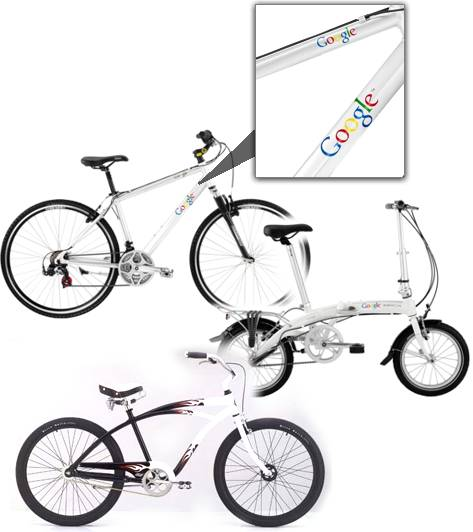 Google rozd�va tak�to bicykle