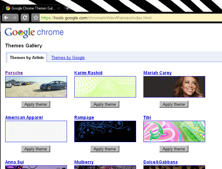google wallpaper themes. A New Section in Google