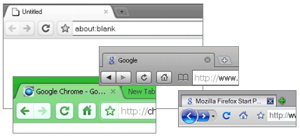 get google chrome themes