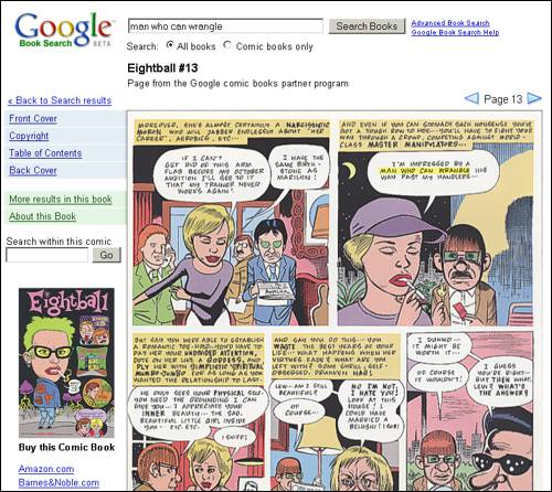 Free Comic Book Day Logo: Google Comic Book Search Would Be Nice
