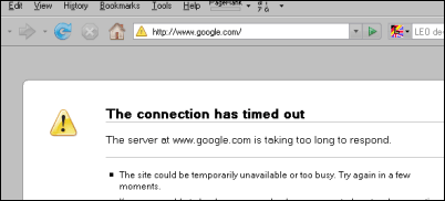Google Down for Many in Germany