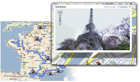 marseille maps google