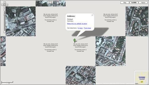 Google Maps Updates Satellite Photos