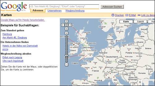 herunterladen google maps