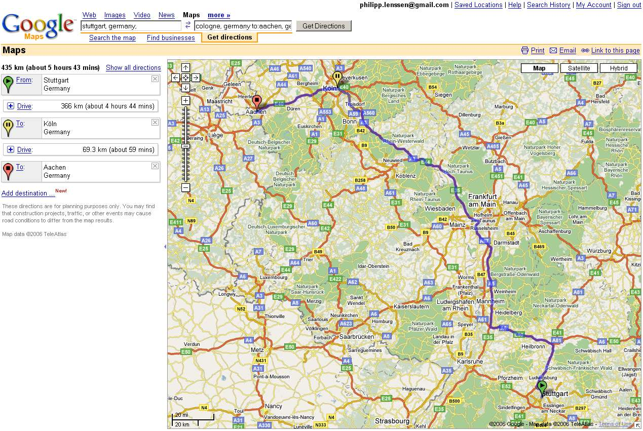 directions mapquest driving directions
