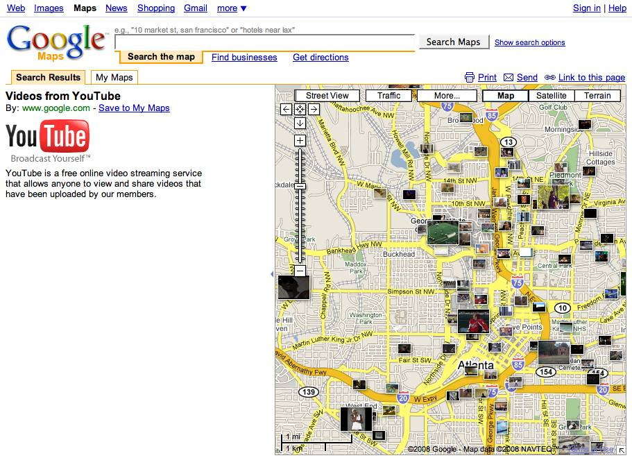 The Growing List Of Things You Can Do With Google Maps