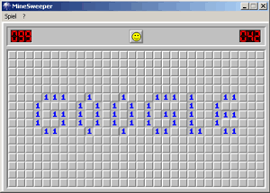 Minesweeper the Movie | Google Maps Chessboard Bug