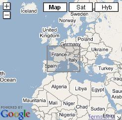 Google Mini Maps