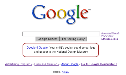 Disable Google Homepage Promo Message in Firefox