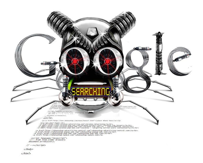 Bagaimana Mesin Google Bekerja