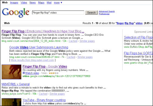 Google Video PlusBox Google Blogscoped