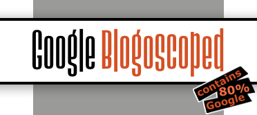 Google Blogoscoped