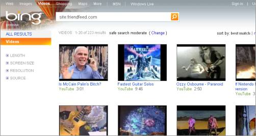Microsoft's New Try At Search Is Live