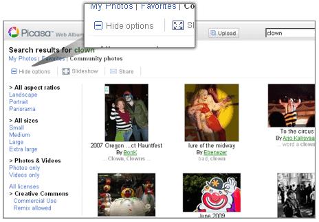 Album Picasa Web...