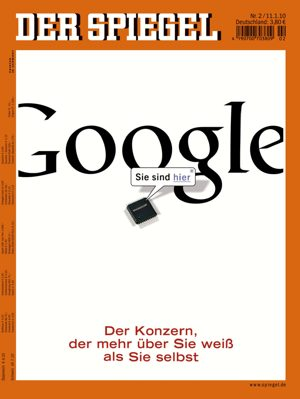 German spiegel on google goggles 39 face recognition and more for Google spiegel