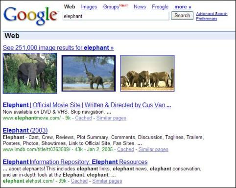 [Search for Elephants]