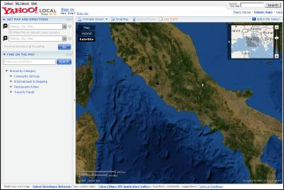 Yahoo Satellite Maps on windows maps, yahoo! groups, web mapping, apple maps, trade show maps, usa today maps, bloomberg maps, gulliver's travels maps, yahoo! video, brazil maps, mapquest maps, bing maps, nokia maps, yahoo! mail, yahoo! directory, yahoo meme, yahoo! news, yahoo! sports, yahoo! widget engine, zillow maps, live maps, yahoo! search, microsoft maps, google maps, expedia maps, msn maps, cia world factbook maps, rim maps, goodle maps,