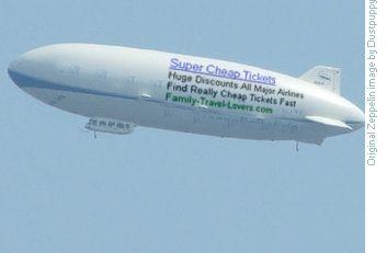 AdSense Zeppelin